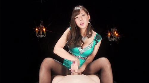 早川瀬里奈 淫語痴女の濃厚なフェラ・手コキ