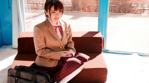 【MM号】初美りんナンパした美少女JKがマジックミラー号の中でエッチ