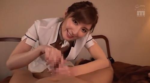 仲村みう 芸能人風俗で痴女系のエロいお姉さんが濃厚な手コキ