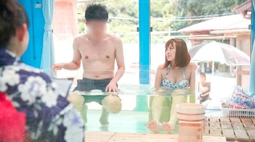 【MM号】海水浴場でナンパされた初対面男女がエッチな指令に欲情して・・・
