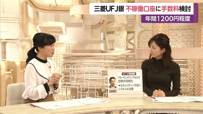 内田嶺衣奈~FNNニュースαでのニット服オッパイが柔らかそうで興奮しまくり!0011shikogin