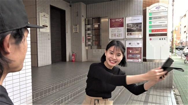 望木聡子~望木アナのアーティストになろう!でニット服の胸の膨らみに興奮!0005shikogin
