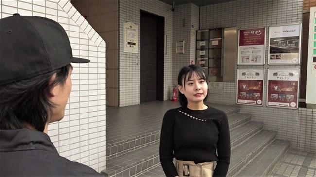 望木聡子~望木アナのアーティストになろう!でニット服の胸の膨らみに興奮!0003shikogin