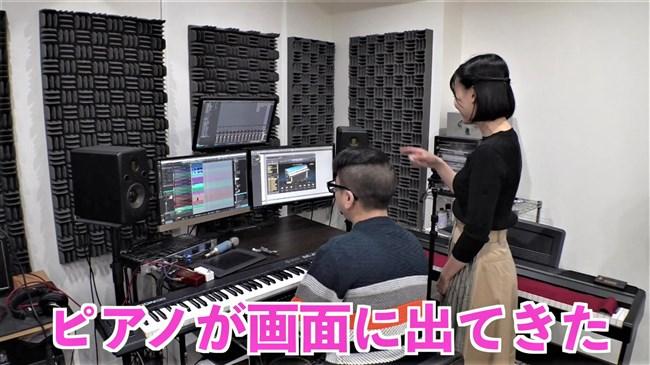 望木聡子~望木アナのアーティストになろう!でニット服の胸の膨らみに興奮!0006shikogin