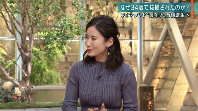 森川夕貴~ここ最近の報道ステーションでオッパイを強調してるのが多い気が!0003shikogin