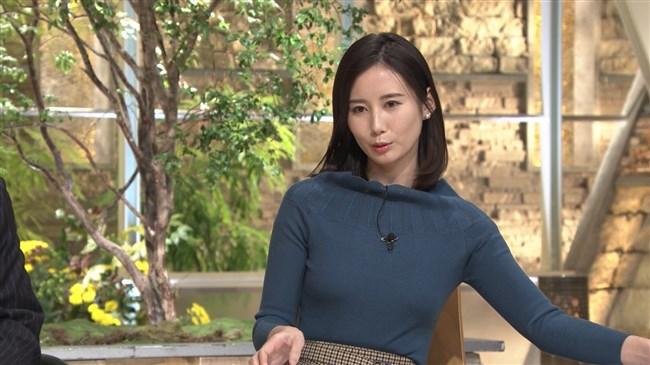 森川夕貴~ここ最近の報道ステーションでオッパイを強調してるのが多い気が!0004shikogin