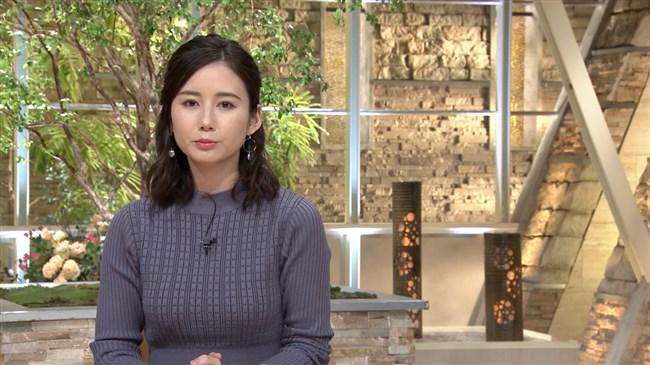 森川夕貴~ここ最近の報道ステーションでオッパイを強調してるのが多い気が!0010shikogin