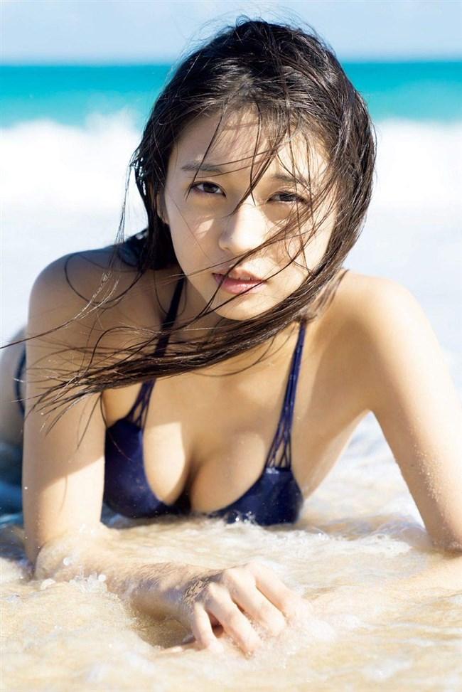 牧野真莉愛[モー娘。]~17歳から18歳になった超絶美少女の写真集水着カットを一挙に!0015shikogin
