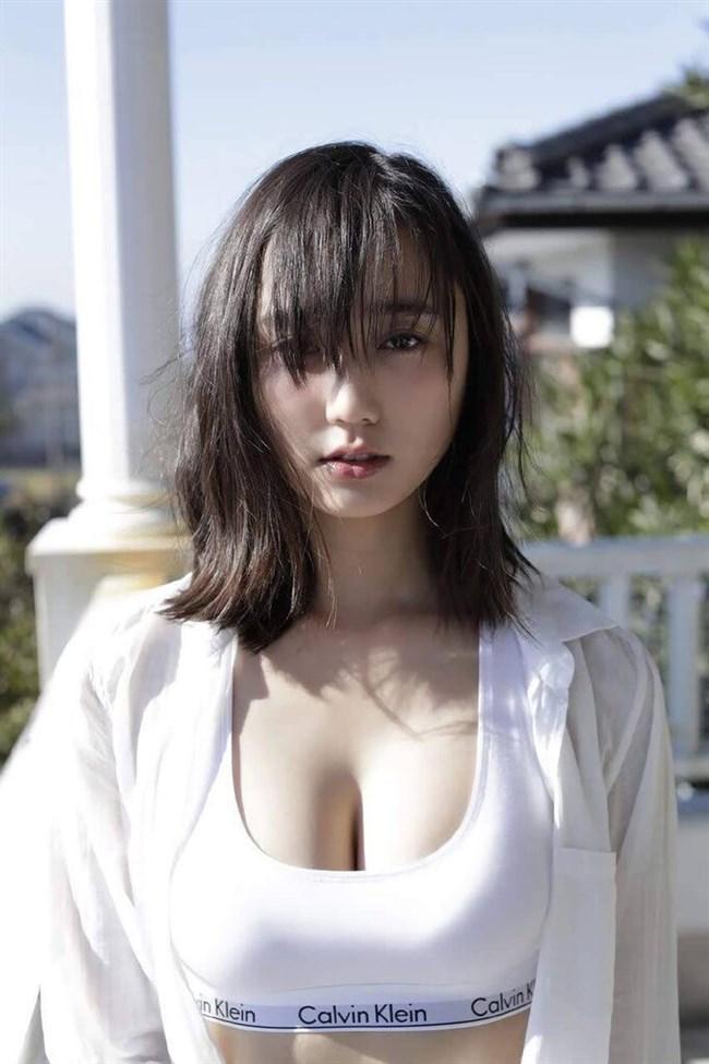 鈴木友菜~現役ノンノ専属モデルの水着グラビアを集約!エロボディー過ぎる!0005shikogin