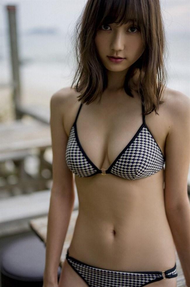 鈴木友菜~現役ノンノ専属モデルの水着グラビアを集約!エロボディー過ぎる!0012shikogin