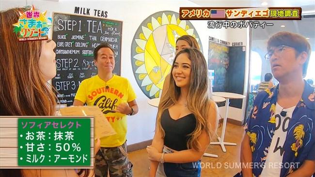 ソフィア~武田久美子サンの娘が超エリートで爆乳に成長し全てがパーフェクト!0006shikogin