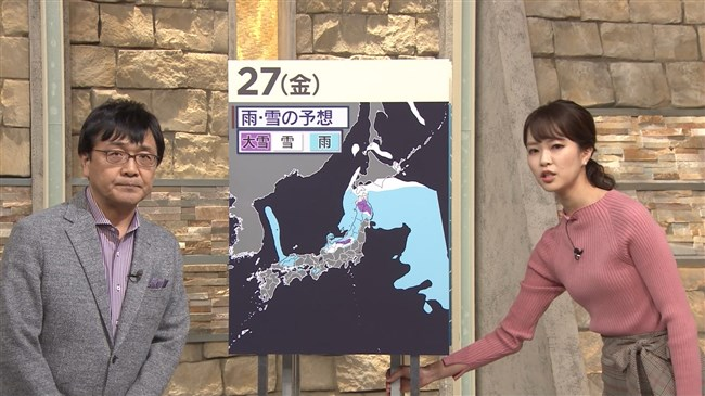 下村彩里~テレ朝の長身新人アナが報道ステーションにて胸の膨らみを強調!0006shikogin