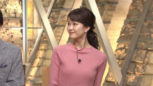 下村彩里~テレ朝の長身新人アナが報道ステーションにて胸の膨らみを強調!0009shikogin