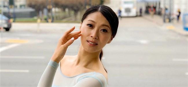 倉永美沙~情熱大陸で美形プリマドンナの胸ポチが無防備過ぎて超ドキドキ!0005shikogin