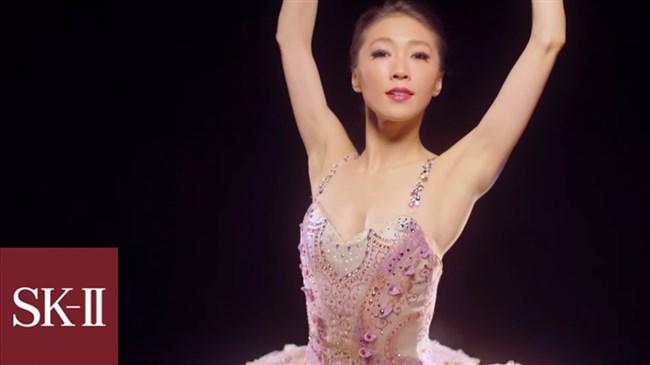 倉永美沙~情熱大陸で美形プリマドンナの胸ポチが無防備過ぎて超ドキドキ!0004shikogin