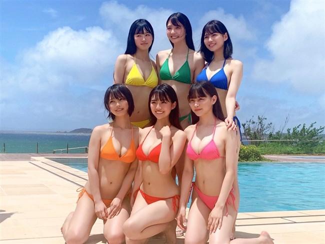 吉澤遥奈~ミスマガジン2019の現役女子高生は超美形でFカップの極上ボディー!0005shikogin