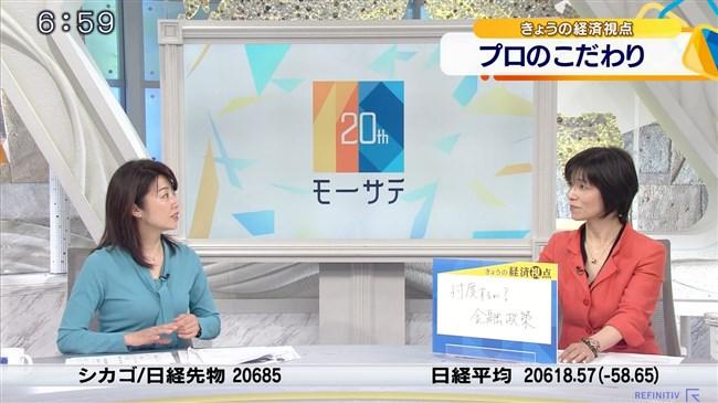 佐々木明子~テレ東の美熟女アナは巨乳でミニスカパンチラも妖艶!0013shikogin