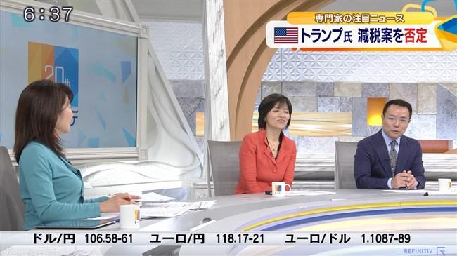佐々木明子~テレ東の美熟女アナは巨乳でミニスカパンチラも妖艶!0010shikogin