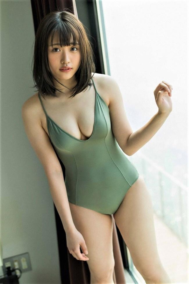 石田桃香~Rの法則アイドルが週刊ヤングジャンプでムッチリ最新水着グラビア!0007shikogin