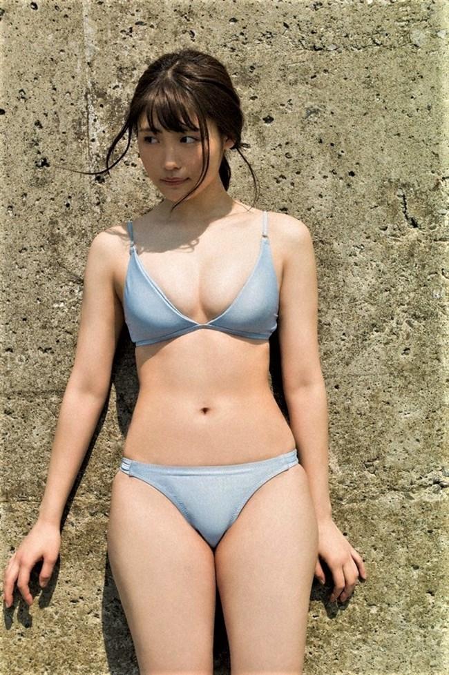 石田桃香~Rの法則アイドルが週刊ヤングジャンプでムッチリ最新水着グラビア!0013shikogin