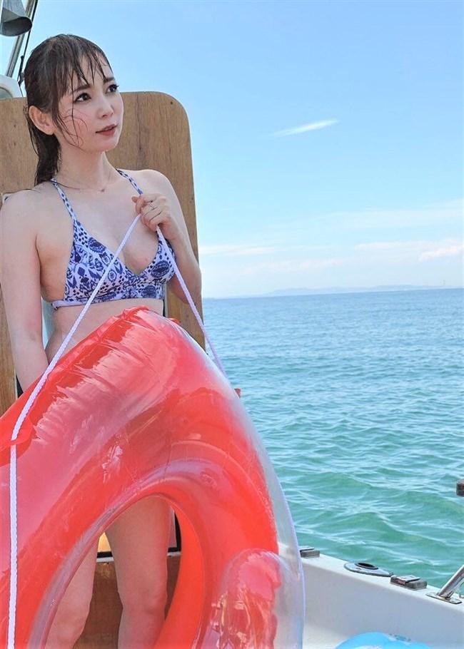 中川翔子~Twitterで大人の最新水着姿を公開!目元のメイクが強過ぎだぞ!0009shikogin