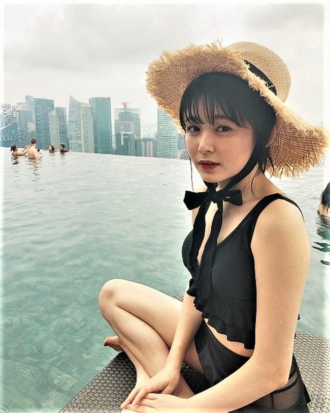 久間田琳加~インスタで上げた水着姿がエロ美しくて人気モデルの実力を見た!0002shikogin