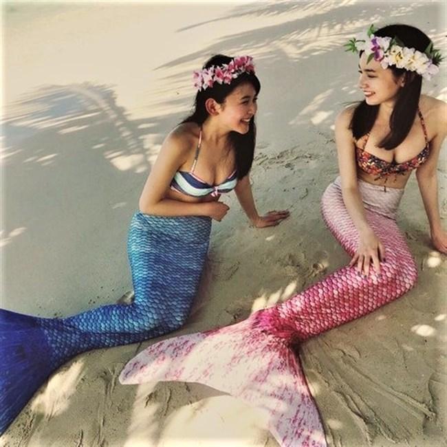 久間田琳加~インスタで上げた水着姿がエロ美しくて人気モデルの実力を見た!0006shikogin