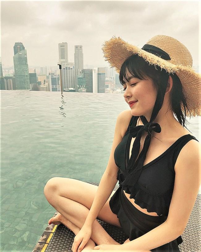 久間田琳加~インスタで上げた水着姿がエロ美しくて人気モデルの実力を見た!0007shikogin