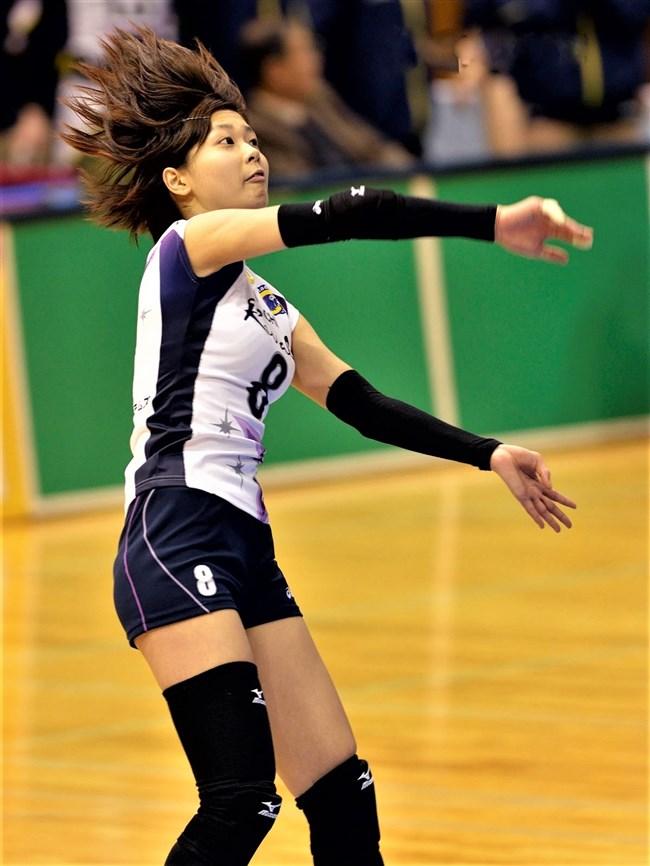 佐藤美弥~久々に全日本バレーボールの試合観たらアイドルがいてビックリ!0011shikogin