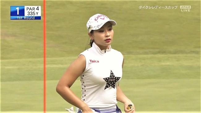 竹内美雪~日韓ハーフの超美形ゴルファー!しかも爆乳で極エロなスタイル!0009shikogin