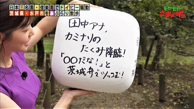 田中瞳~モヤモヤさまぁ~ず2で隠れ巨乳が爆発!こんなアピール滅多にないぞ!0008shikogin