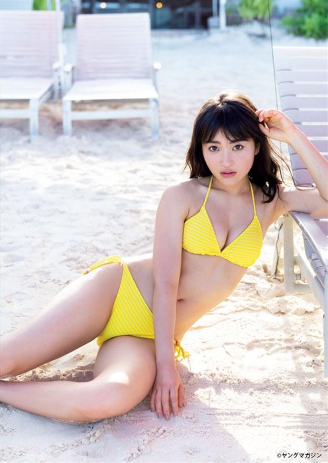 福田愛依~ヤンマガの最新水着グラビアがエロ可愛くて何度観てもドキドキ!0010shikogin
