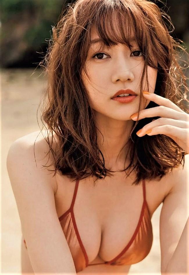 高田秋~朝までハシゴの旅の美女が週プレで最新の水着グラビアを見せたのが凄い!0006shikogin