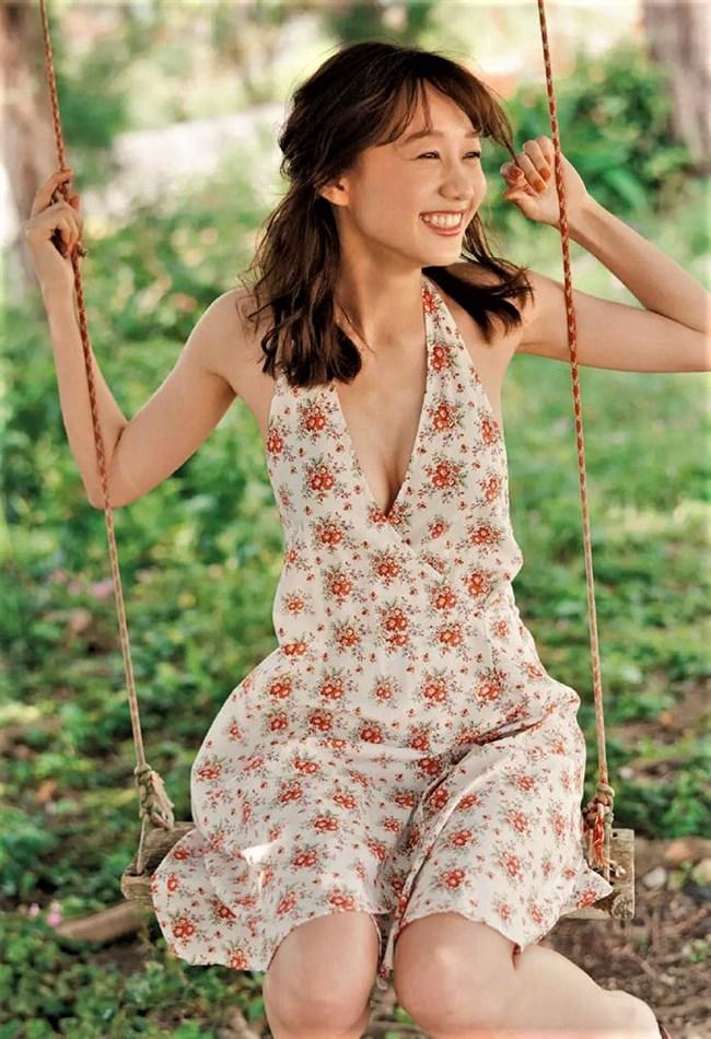 高田秋~朝までハシゴの旅の美女が週プレで最新の水着グラビアを見せたのが凄い!0008shikogin