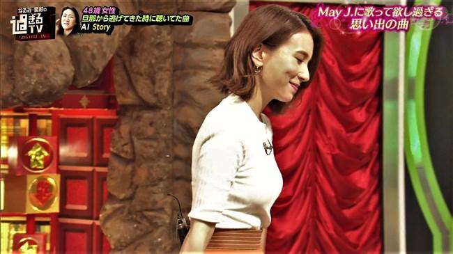 MayJ~なるみ・岡村の過ぎるTVで悩殺的な胸の膨らみに興奮しヤリたくなりました!0017shikogin
