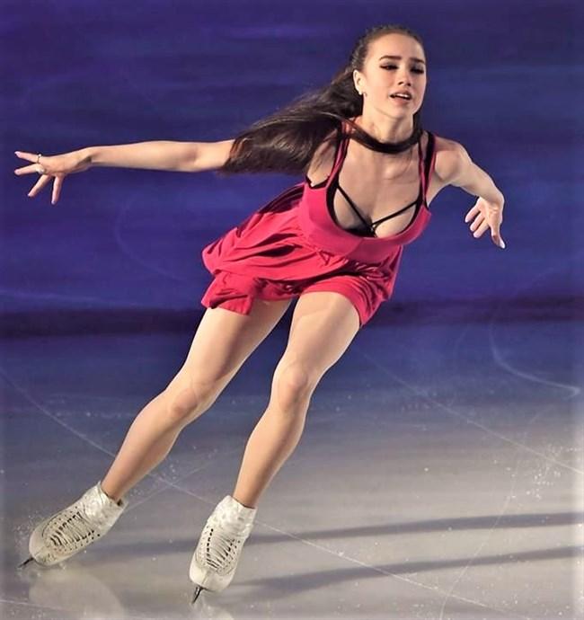 アリーナ・ザギトワ~エロボディーな水着姿をインスタで披露!もう大人の身体です!0011shikogin