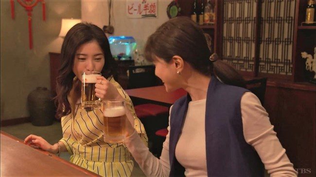 内田有紀~わたし定時で帰ります。でのニット服姿の巨乳ぶりがエロくて超ドキ!0006shikogin