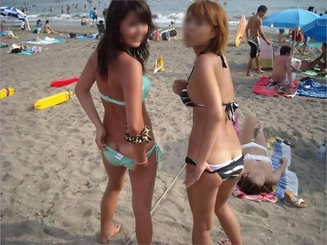 コロナでビーチのビキニお姉さんが見れなくて寂しい貴方に贈るスケベな画像www0021shikogin