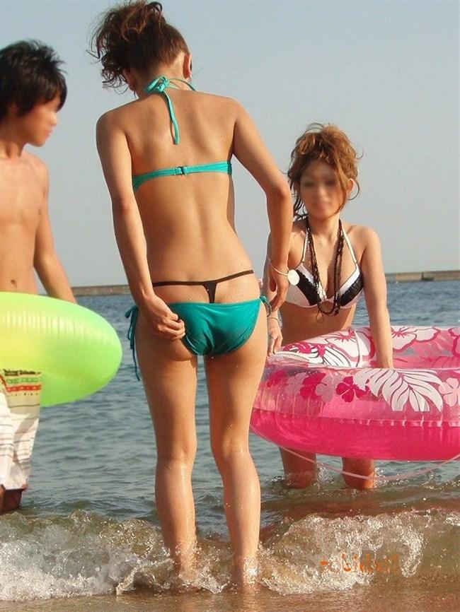 コロナでビーチのビキニお姉さんが見れなくて寂しい貴方に贈るスケベな画像www0002shikogin