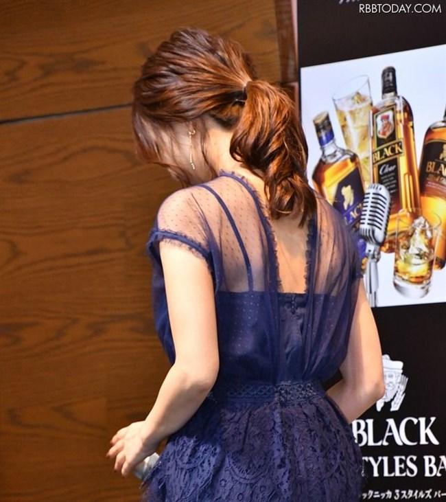 宇垣美里~レース地のシースルー衣装が超セクシーでやっぱり魅力的です!0008shikogin