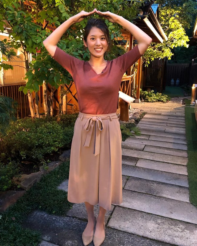汾陽美樹~長野放送PUSHでのEカップ胸の谷間を出したウェディングドレス姿など!0007shikogin