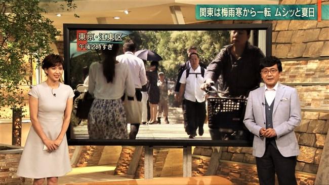 徳永有美~報道ステーションでの巨乳ピチピチ衣装に魔性の女を感じて興奮!0013shikogin
