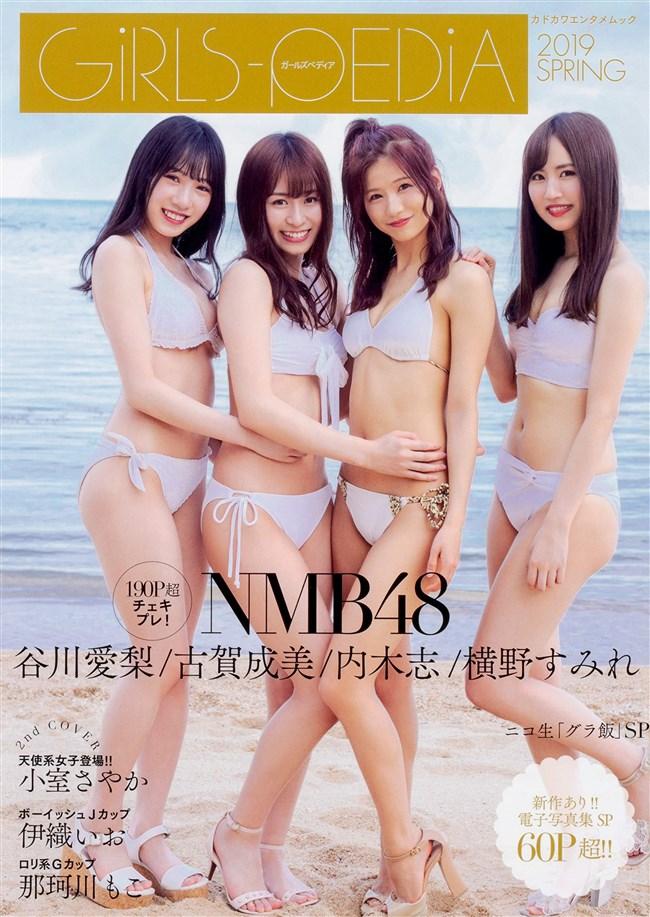 横野すみれ[NMB48]~下着のような白水着姿で巨乳を公開してから人気が急上昇!0003shikogin