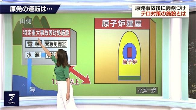 上原光紀~NHKニュース7でのムニュッとした胸の膨らみとデカ尻に超興奮!0003shikogin