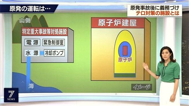 上原光紀~NHKニュース7でのムニュッとした胸の膨らみとデカ尻に超興奮!0013shikogin