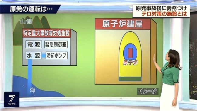上原光紀~NHKニュース7でのムニュッとした胸の膨らみとデカ尻に超興奮!0014shikogin