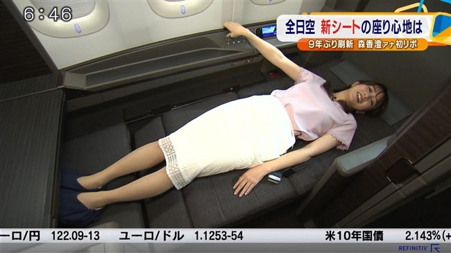 森香澄~2019年テレ東入社の激カワ女子アナが超セクシーな初レポート披露!0014shikogin