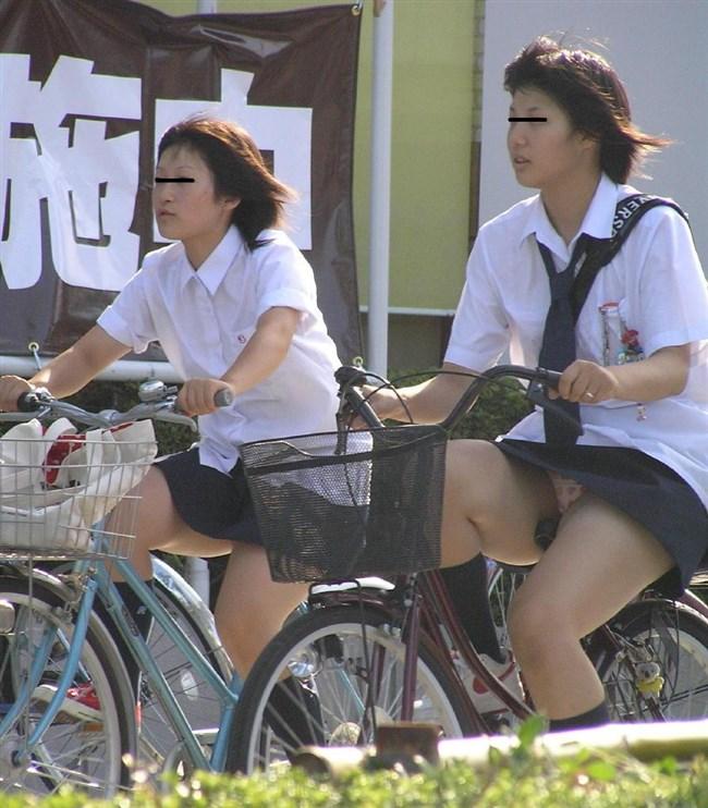 決して生足にムラムラしてはいけないJKが自転車乗る姿www0002shikogin