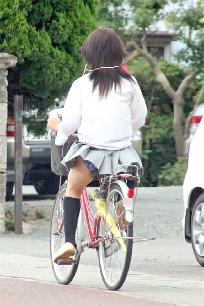 決して生足にムラムラしてはいけないJKが自転車乗る姿www0005shikogin