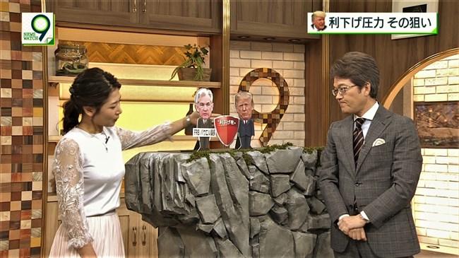 桑子真帆~ニュースウオッチ9での最新ロケットおっぱいがエロ過ぎです!0008shikogin